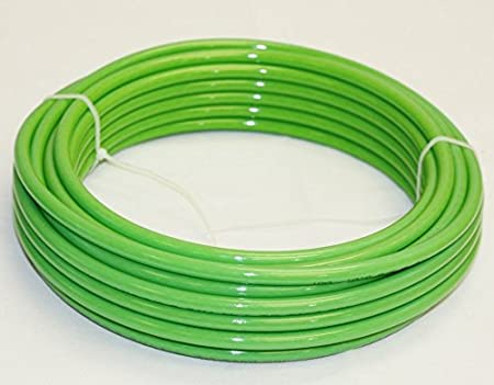 Mytee Products 1//2 OD SAE J844 Nylon Air Brake Tubing DOT Approved Green - 1//2 x 100