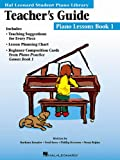 The Hal Leonard Student Piano Library - Teacher's Guide, , 0793585570