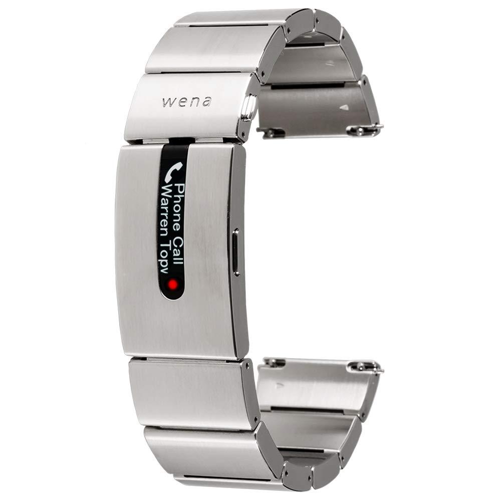 Wena Active de Sony - Correa de Fitness Inteligente para ...