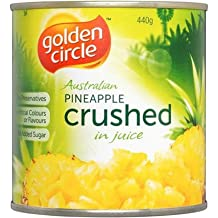 Golden Circle Crushed Pineapple In Natural Juice 440gm