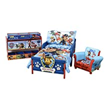 Paw Patrol 3 Piece Toddler Bedding Set