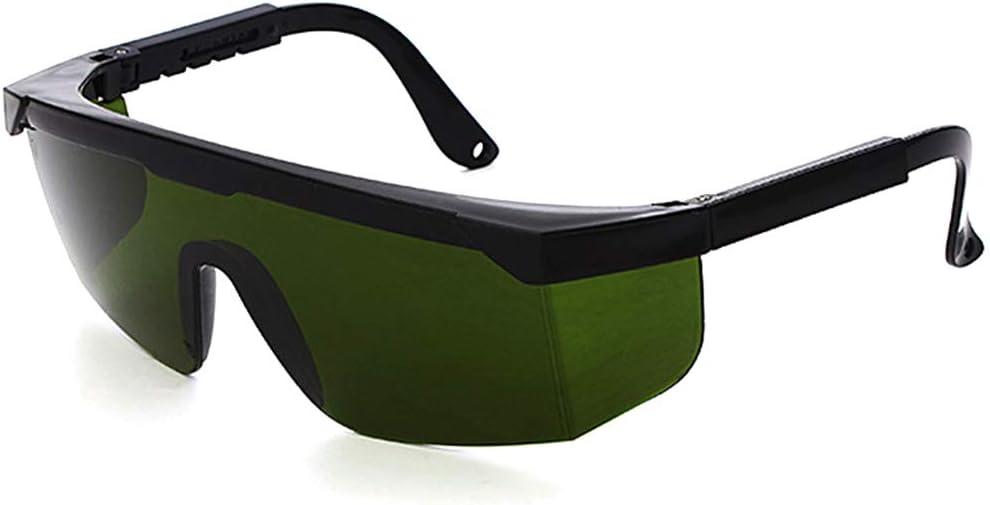 Gafas protectoras Gafas para dispositivo de depilación IPL Sistema de depilación permanente Gafas para cara Cuerpo Bikini Underarms Uso en el hogar