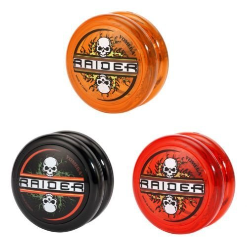 Yo-Yo Raider in Peg Pack - Color may vary by Yomega