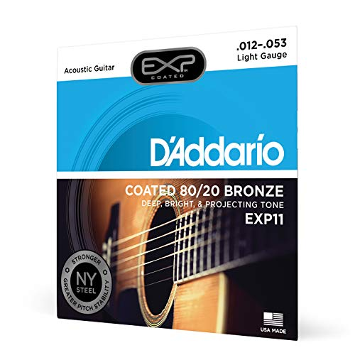 D'Addario EXP11 with NY
