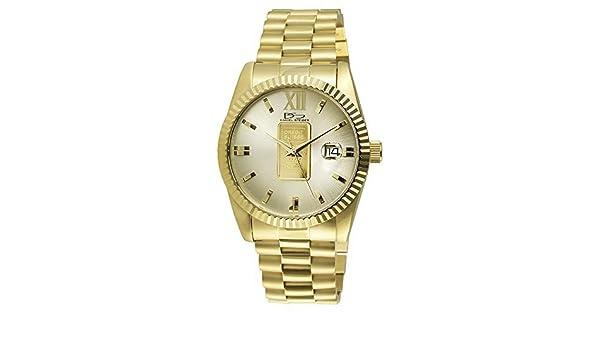 : Daniel Steiger Lingote de oro de 24 K Reloj de