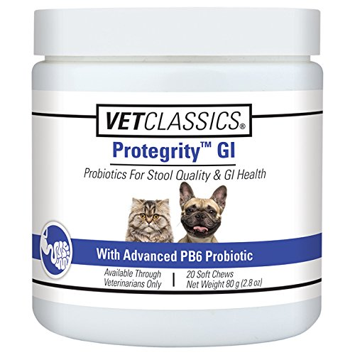 Vet Classics Protegrity GI Dog and Cat Chews