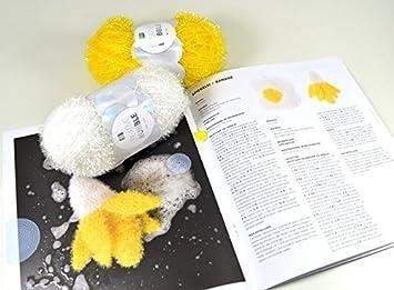 Neuheit 2017 Creative Bubble Yummy Lustige Spülschwämme Häkeln