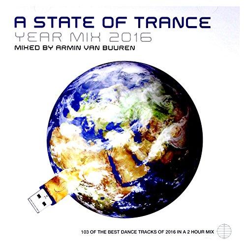 Armin Van Buuren - Armin Van Buuren A State Of Trance Year Mix 2016 [2cd] - Zortam Music