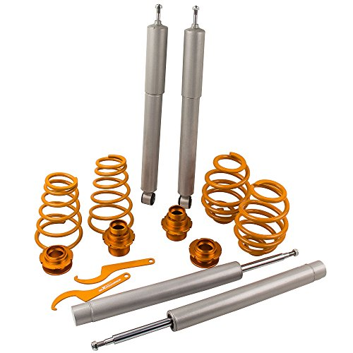 maXpeedingrods Coilovers for 1982-1991 BMW 3 Series E30 316i 318i 320i 323i 325i 324D 324TD with 51mm Front Strut Housing