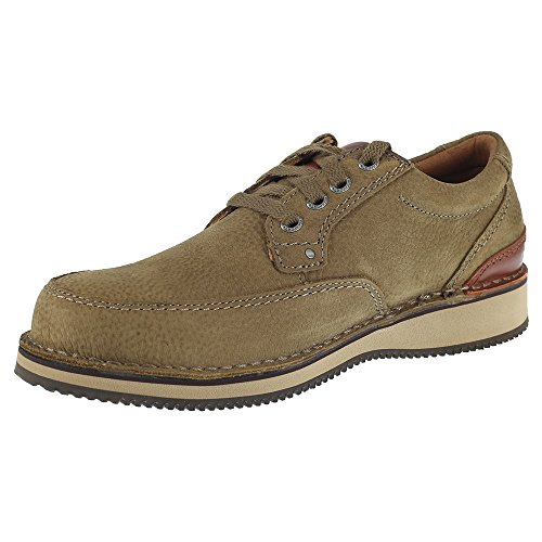 Rockport Werk Mens Prestige Point Werk Oxford St Rk2803, Taupe Taupe
