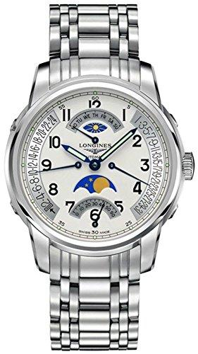 Longines Saint-Imier Moonphase Automatic Men's Watch L2.764.4.73.6