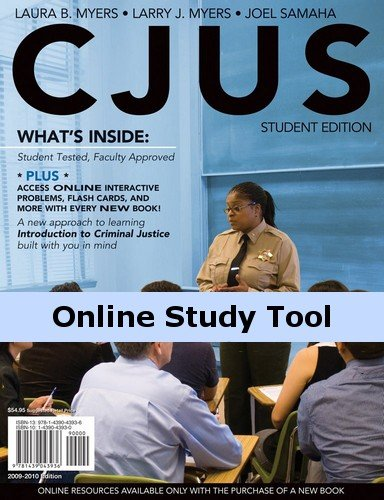 criminal-justice-coursemate-with-ebook-for-myers-myers-samahas-cjus-1st-edition