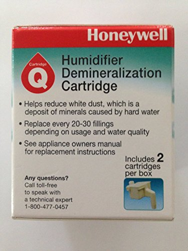 Honeywell Humidifier Demineralization Cartridge