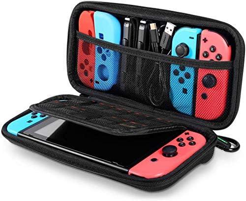 UGREEN Funda de Viaje Delgada para Nintendo Switch, Almacenamiento ...