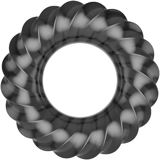 Set er/óticos para Hombres Tiempo de retardo del Anillo del pene de Silicona Flexible Anillos del Martillo Masculino de prepucio del pene del Sexo Juega Regard 3pcs