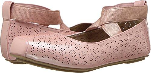Jessica Simpson Girl's Madora Ballet Flat Shoes 5 ()