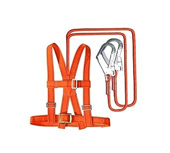 MFZTQ Kits De ArnéS De Seguridad,Cuerda De Seguridad De Medio ...