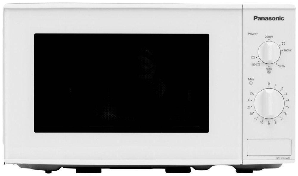 Panasonic NN-K101 W Horno Microondas con grill Capacidad 20 Litros Potencia 800 W) Color Blanco: Amazon.es: Hogar