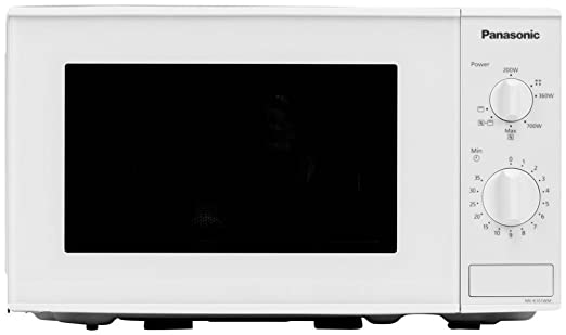 Panasonic NN-K101 W Horno Microondas con grill Capacidad 20 ...