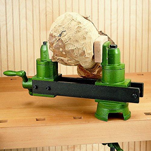 "WoodRiver Patternmaker's or Gunstock Carving Vise - 6"" Maximum Opening"