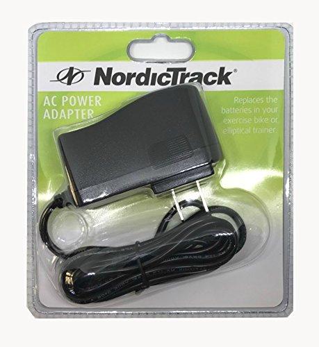 NordicTrack AC Power Adapter (Best Nordic Track Recumbents)