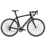 Kestrel RT-1000 Shimano 105 Bicycle, Satin Carbon/Red, 47cm/X-Small Advanced Sports International - Bike