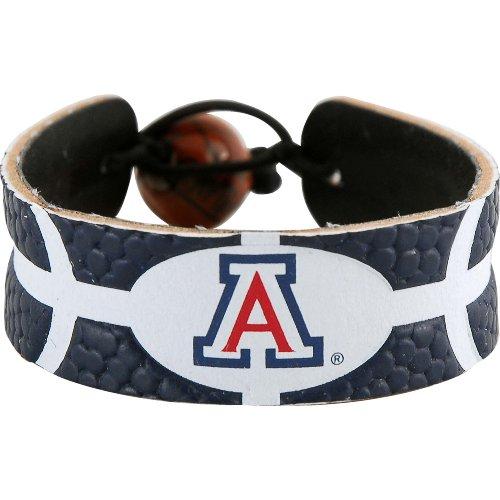(Arizona Wildcats Team Color Basketball Bracelet)