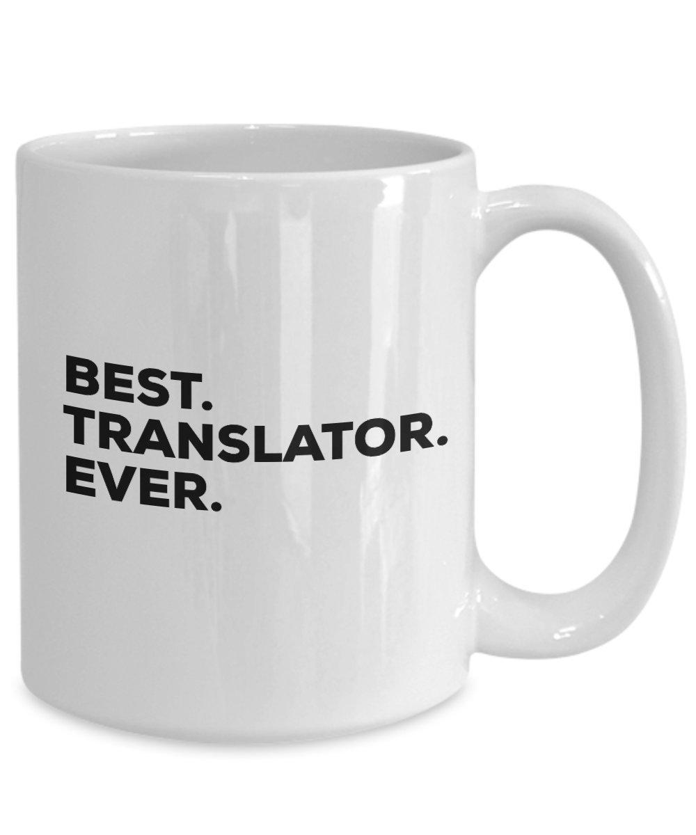 Amazon com: Translator Mug - Best Trnslator Ever Coffee Cup