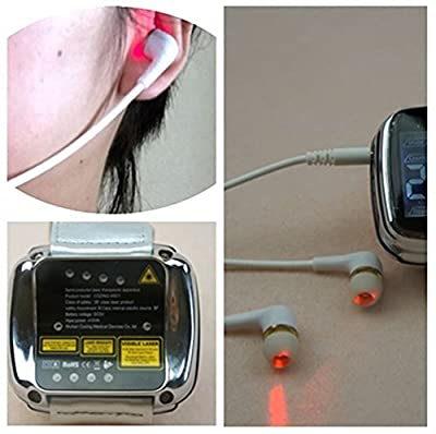 Tinnitus Treatment Device and Laser Therapies for Tinnitus Relief at Home from Medicomat Electronics