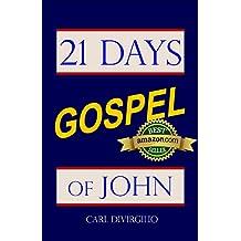 21 Days: Gospel of John