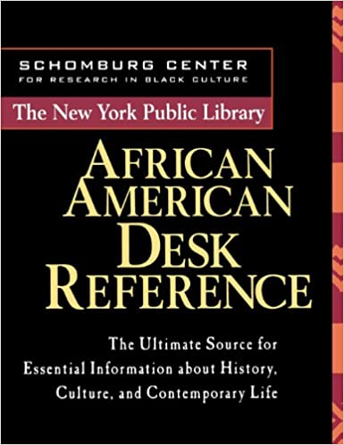 The new york public library african american desk reference new the new york public library african american desk reference 1st edition fandeluxe Images