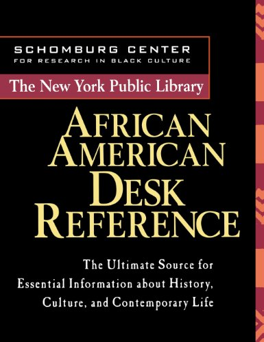 The New York Public Library African American Desk Reference