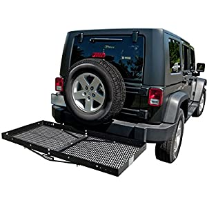 "Masterbuilt HP2W HITCH-HAUL 2"" Extra Large Cargo Carrier"