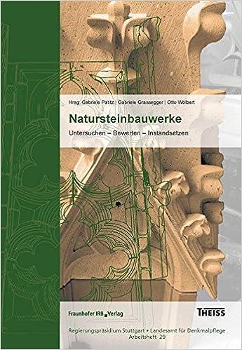 Book Natursteinbauwerke