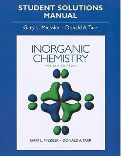 Amazon inorganic chemistry solutions manual 9780131112469 solution manual for inorganic chemistry fandeluxe Images