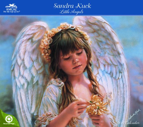 2011 Sandra Kuck - Little Angels Wall Calendar ()