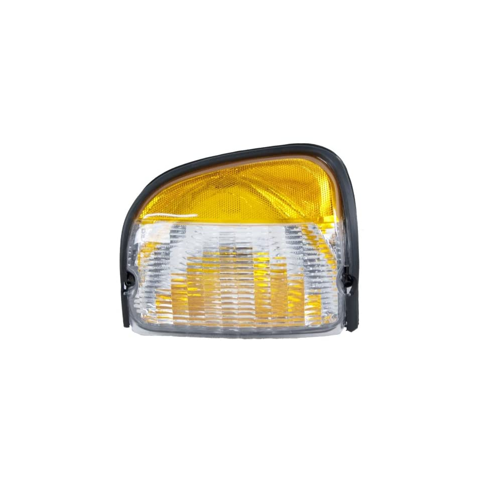 OE Replacement Ford Econoline Passenger Side Parklight Assembly (Partslink Number FO2521122)