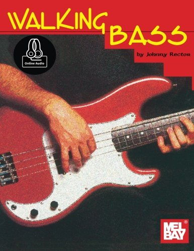 Walking Bass: With Online Audio
