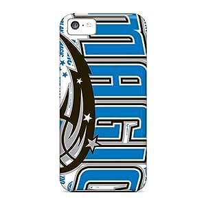 Flexible Tpu Back Case Cover For Iphone 5c - Orlando Magic