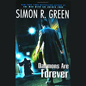 Daemons Are Forever Audiobook