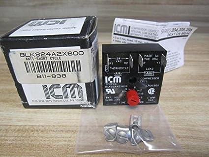 ICM ICM206 Relay,Time Delay