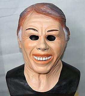 Lyndon B Johnson Mask LBJ Ex Presidents Latex Halloween Fancy Dress Point Break