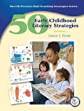 img - for 50 Early Childhood Literacy Strategies (2nd Edition) book / textbook / text book