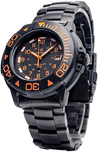 smith-wesson-mens-sww-900-or-diver-swiss-tritium-black-dial-metal-and-rubber-band-watch