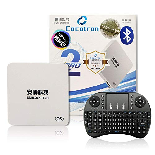 Unblock Cocotron UPRO 2 i950 TV Box Amazon Coupon Promo Code