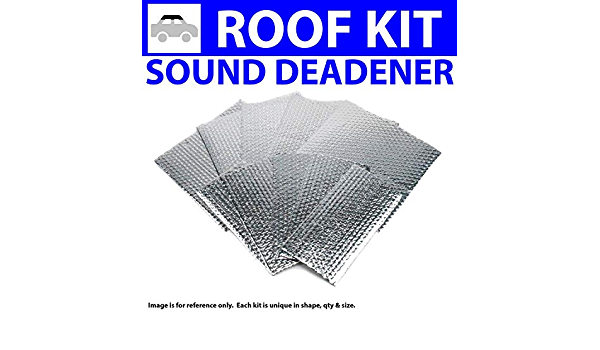 for 68-72 Chevelle ~ Headliner Roof Kit Zirgo 314271 Heat and Sound Deadener