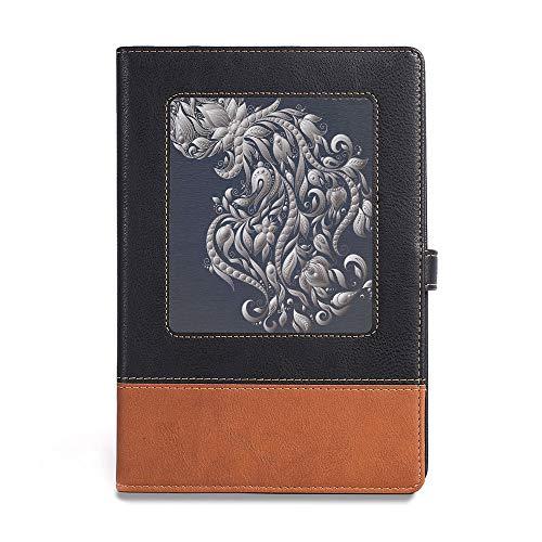 Thick Notebook,Zodiac Decor,A5(6.1
