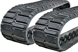 Two 9'' (240mm) Rubber Tracks for Toro Dingo TX425 Wide, TX427 Wide and TX 525 Wide