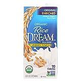 Rice Dream Organic Rice Drink - Original - Case of 12 - 32 Fl oz.