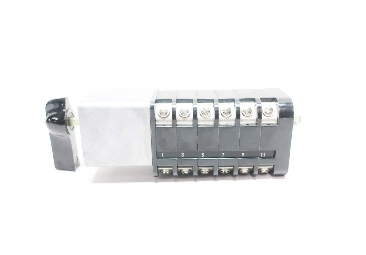 General Electric GE 41A218358P1 Rotary CAM SBM Switch